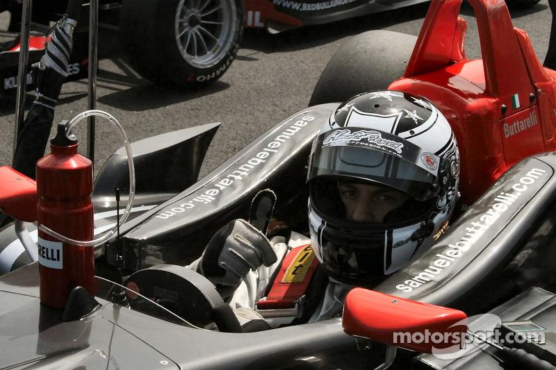 Samuele Buttarelli switches to Formula Two