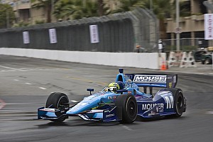 KV Racing Long Beach Friday report