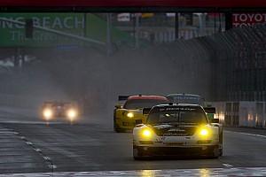 ALMS Porsche Motorsport Long Beach Friday report