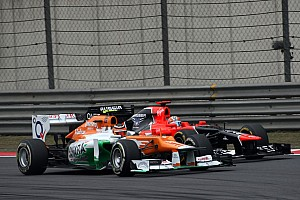 Formula 1 Force India Chinese GP - Shanghai race report