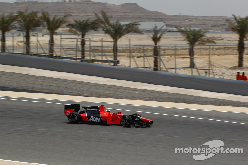 Series Bahrain II practice report