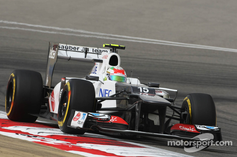 Sauber Bahrain GP - Sakhir Friday practice report