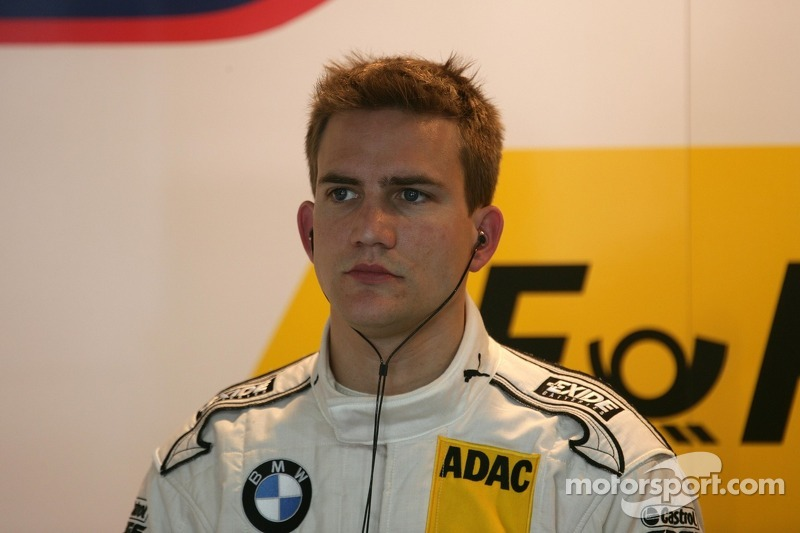 Werner claims third place for BMW at Hockenheimring