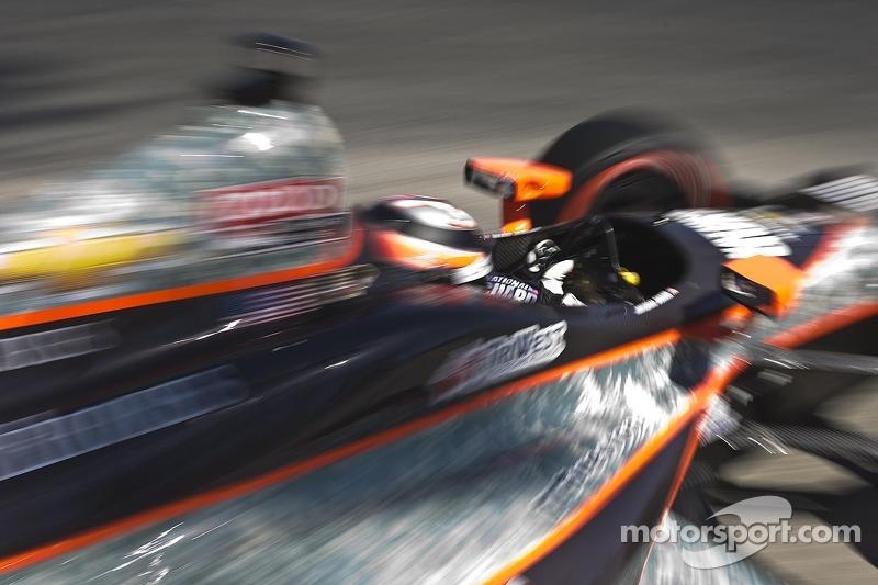 Panther Racing Sao Paulo qualifying report