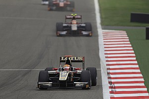 GP2 Lotus GP Bahrain II event summary
