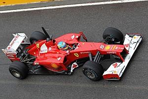 New experience as F1 tests at Mugello