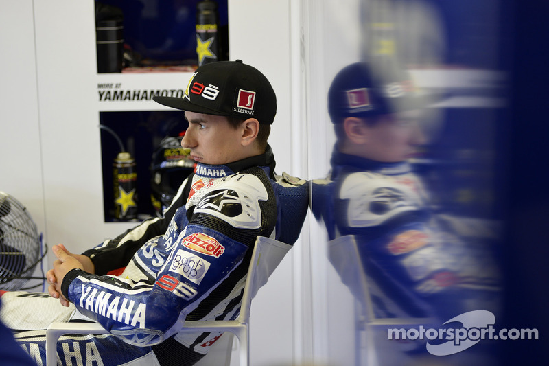 Yamaha Factory Team Spanish GP Friday report