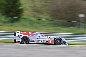 WEC Strakka Racing 6 Hours of Spa qualifying report