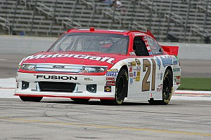 Wood Brothers, Bayne Talladega qualifying report