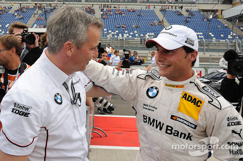 BMW thoughts after qualifying at Lausitzring