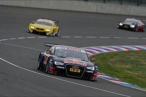 Audi Lausitzring race report