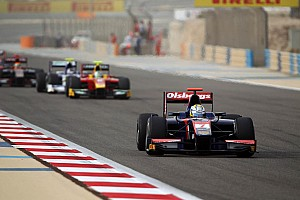 GP2 iSport team Bahrain race 2 report