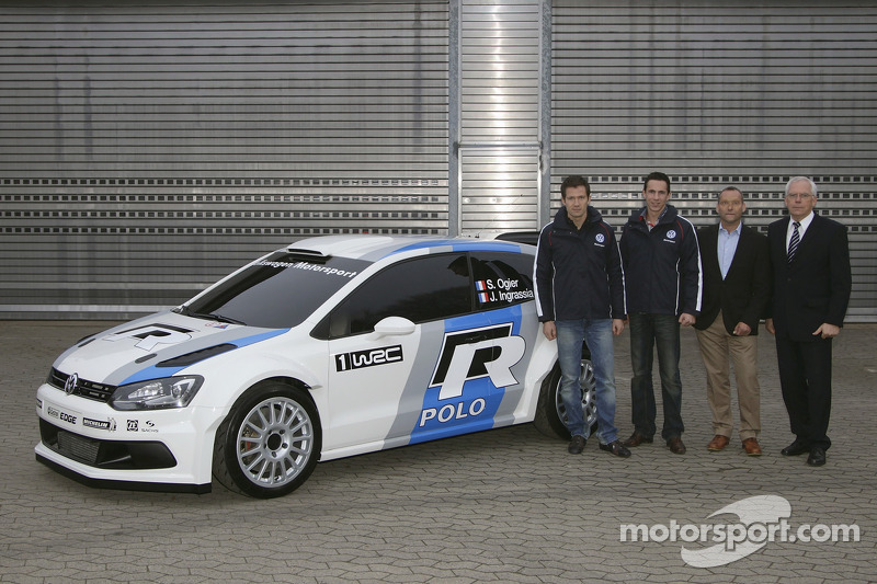 Now official - Capito is new Volkswagen Motorsport Director