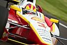 Team Penske Indy 500 practice day 4 report