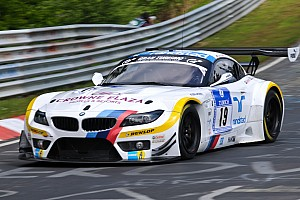 Endurance Action aplenty in the opening hours of the Nurburgring 24