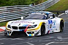 Action aplenty in the opening hours of the Nurburgring 24
