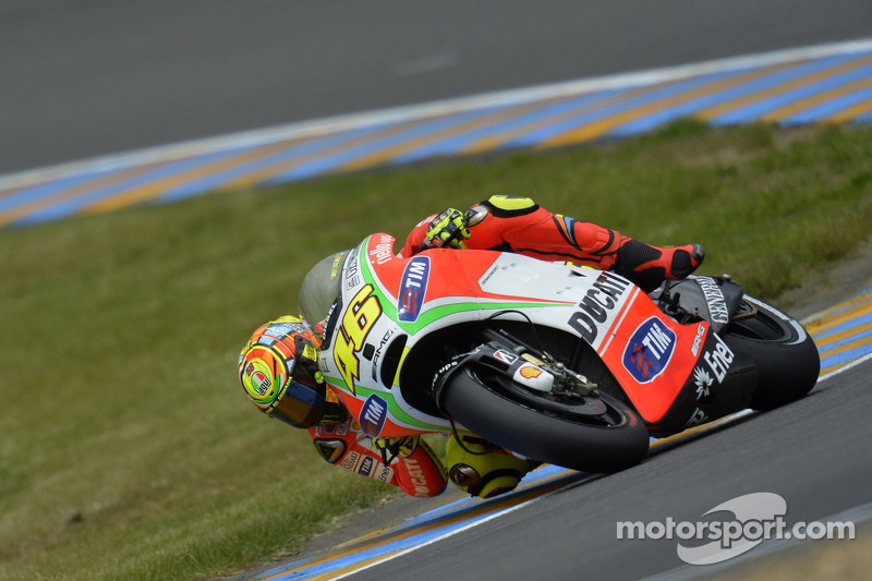 Ducati French GP qualifying report