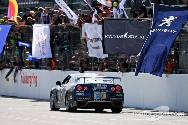 Nissan Nurburgring 24 Hour race report