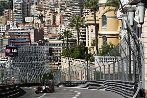 HRT Monaco GP Thursday report
