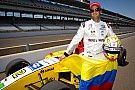 Series Indianapolis qualifying report