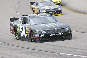 Kurt Busch heads to Dover for 200 lap Nationwide race