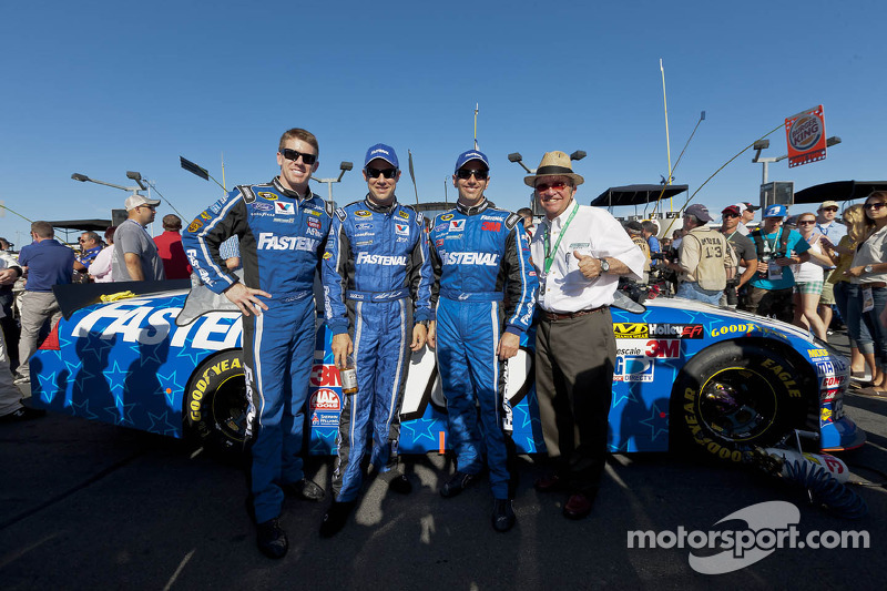 Roush Fenway team quietly leading the way into Dover