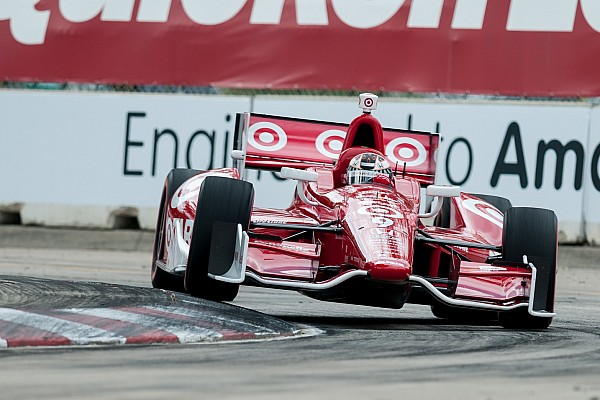 Scott Dixon claims wire-to-wire win at Belle Isle