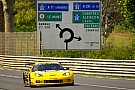 Corvette quickest at Le Mans Test Day in LM GTE