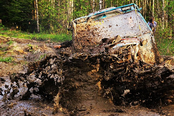 Ladoga Trophy: A masterpiece in mud