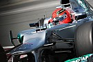 Schumacher's bad run mere 'fate' - Brawn