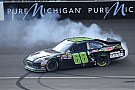 Earnhardt gets win four years in the making