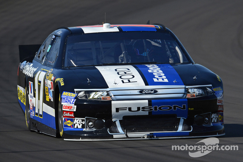 Kenseth maintains points lead with 3rd place finish at Michigan