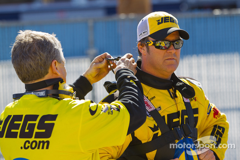 Fans vote Jeg Coughlin Jr. into the Horsepower Challenge at Norwalk