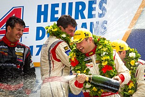 Le Mans Ryan Dalziel: This is the biggest win of my career