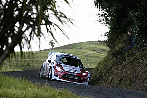 WRC Leg report Consistency key forTänak as Novikov secures third on first day in New Zealand