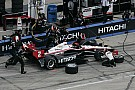 Penske Racing suffers a pair of retirements at Iowa