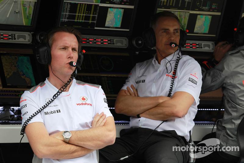 Sam Michael under fire amid McLaren problems