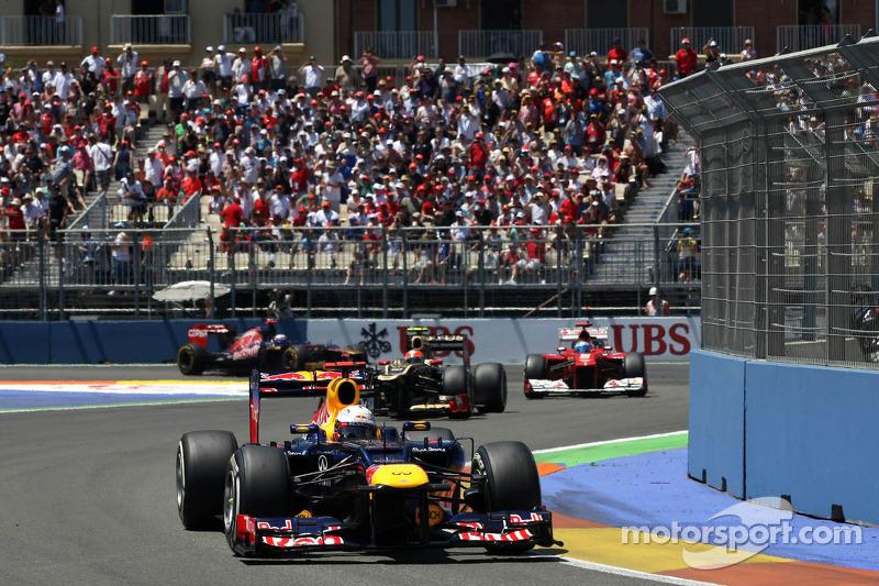 Red Bull step 'could be decisive' - Alguersuari