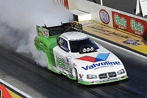 NHRA Preview Beckman gets nostalgic about competing at Route 66