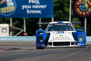 Grand-Am Qualifying report Michael Shank Racing looks for strong run from 8th on the gird at Watkins Glen