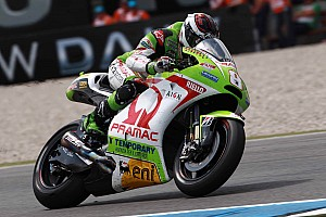 MotoGP Race report The Pramac team and Hector Barbera score a brilliant seventh place at sun-kissed Assen