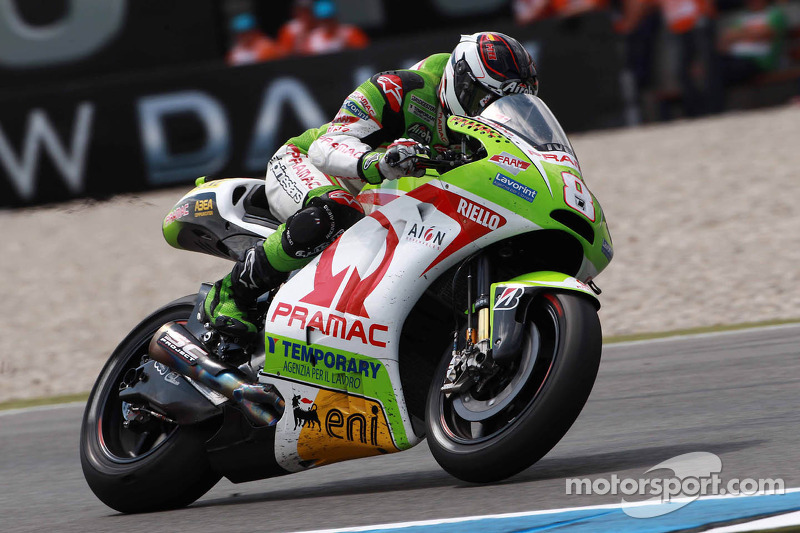 The Pramac team and Hector Barbera score a brilliant seventh place at sun-kissed Assen