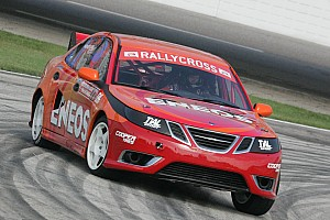 Global Rallycross Race report Scott-Eklund Racing shows good pace  in X Games  RallyCross event
