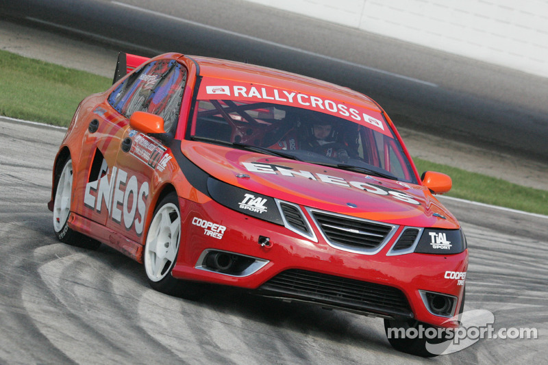 Scott-Eklund Racing shows good pace  in X Games  RallyCross event