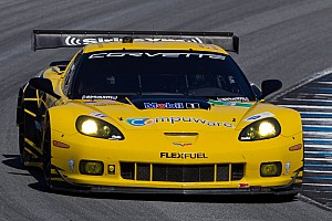 Corvette Racing back to business at the Lime Rock Park bullring