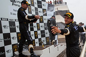 GT Race report Amici drives a controlled race to his second win at Paul Ricard