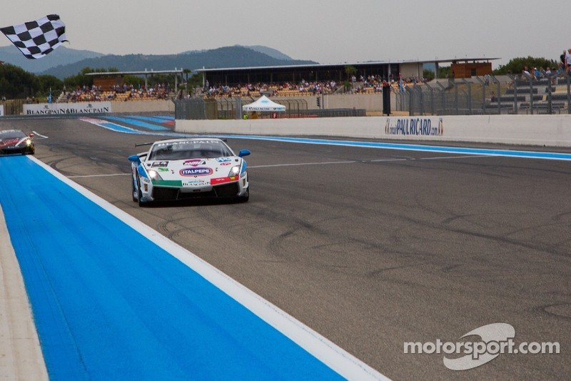 Amici drives a controlled race to his second win at Paul Ricard