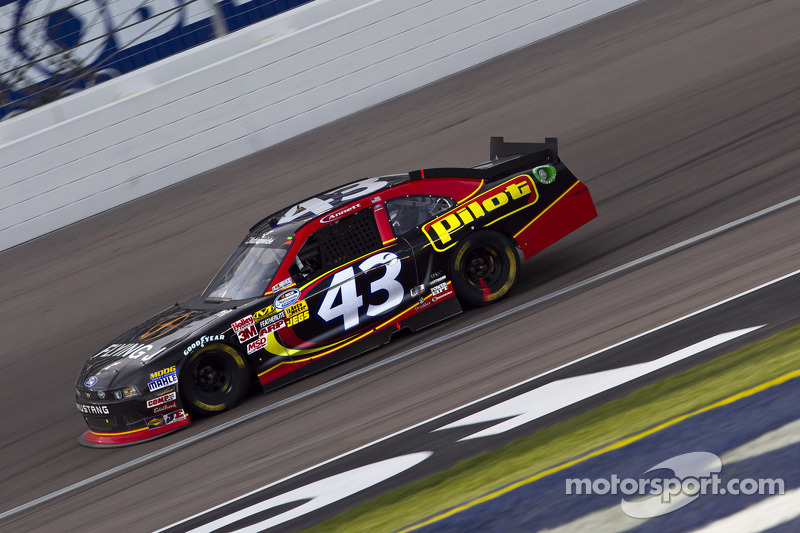 Michael Annett claims best career finish at Daytona