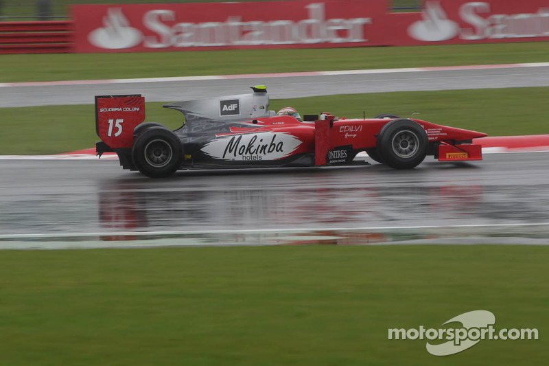 Thirteenth place for Onidi in Silverstone race 1