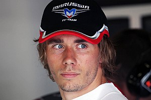 Marussia F1 Team head to Russia for the 'Moscow City Racing' event